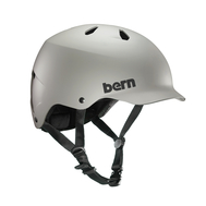Шлем для водных видов спорта Bern мужской Watts H2O Matte Sand S18, фото 1