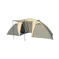 Палатка двухкомнатная CAMPACK TENT TRAVEL VOYAGER 4, фото 1