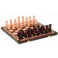 Шахматы Большой Замок малые 50х25х7 см, фото 1