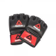 Профессиональные кожаные перчатки Reebok Combat для MMA, размер S, фото 1
