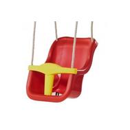 Качели детские пластиковые Playgarden (красные), фото 1