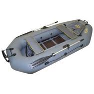 Гребная ПВХ лодка с транцем под мотор - Стрелка-280 ЛЮКС, фото 1