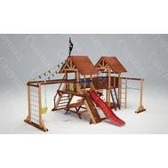 Детская игровая площадка САВУШКА LUX-9, фото 1